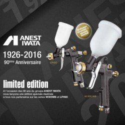 2 Pistolets IWATA LPH80 + W300WB Limited edition