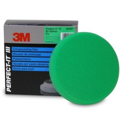 Mousse 3M de polissage perfect-it vert en 150mm