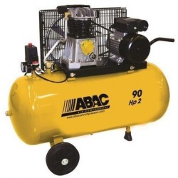 Compresseur d'air ABAC B2800I 90L