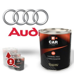 Peinture Audi Brillant Direct Polyuréthane