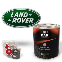 Peinture Land Rover Brillant Direct Polyuréthane