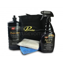 Kit Nano Cleaner Wax