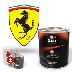 Peinture Ferrari Brillant Direct Polyuréthane