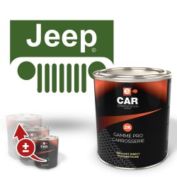 Peinture Jeep Brillant Direct Polyuréthane