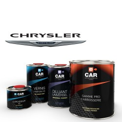 Kit peinture Chrysler en pot