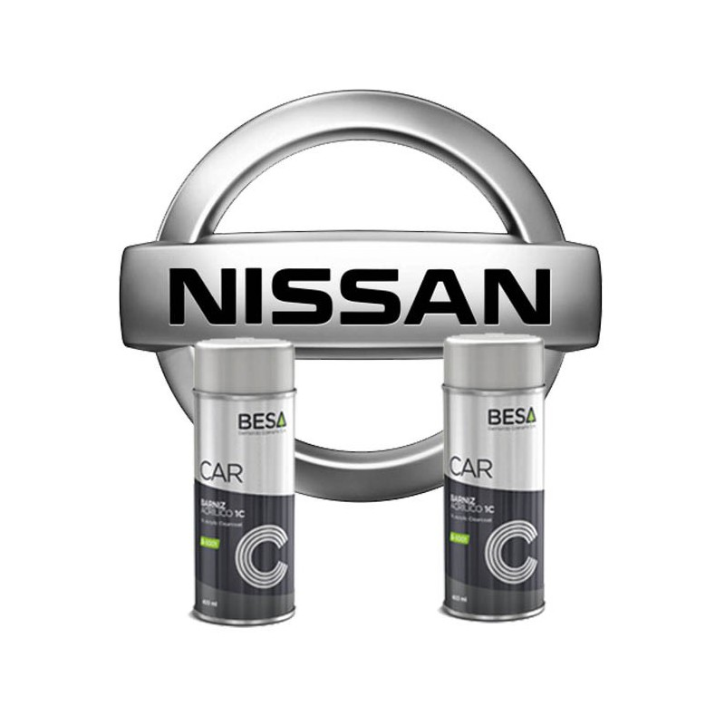 bombe de peinture nissan 400ml. Black Bedroom Furniture Sets. Home Design Ideas