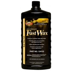 Cire de finition Fast Wax
