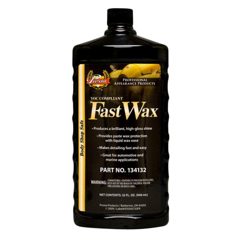 cire voiture de finition fast wax